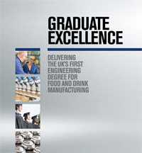 Graduate Excellence flyer